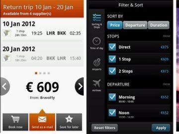 What else? Momondo app, Southwest aircraft, Delta wifi, Isango US, Pegasus mobile