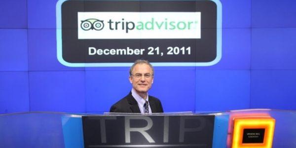 TripAdvisor goes public and Kaufer says scale dominates phony reviews