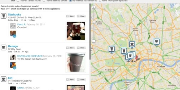 Did Foursquare just kill a bunch of trip planning startups?
