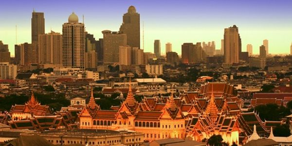 Asia hotel prices - February to April 2012