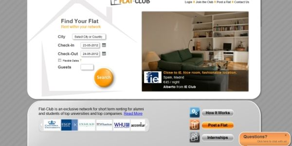 Flat-Club secures Series A funding, recruits managers for European push