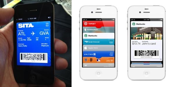 Apple Passbook and its potential impact on the travel industry