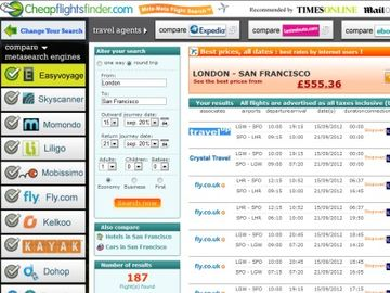 More chaos in the purchase funnel - meta-meta travel search