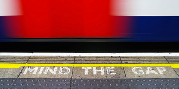 Mind the gap: the mobile traveler leads the way, but who will follow?