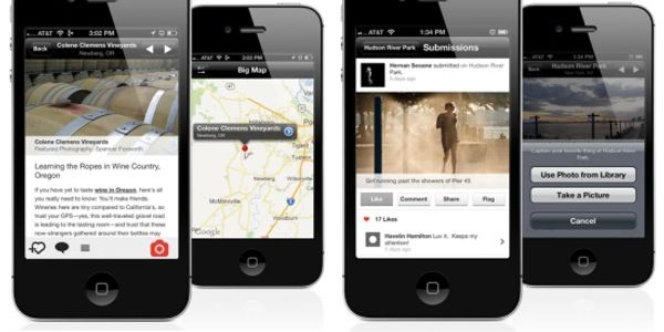 Marketing a destination mobile app - the sweat equity approach