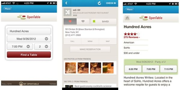 Foursquare takes restaurant bookings - how long until it locates late hotels and activities?