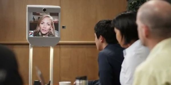 Is THIS how video conferencing will hit business travel? [VIDEO]