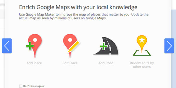 How Google uses the crowd to fill in the gaps on Maps