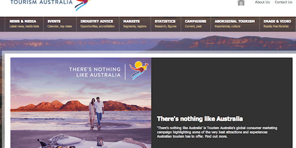 Australian government launches plug and play online booking widget