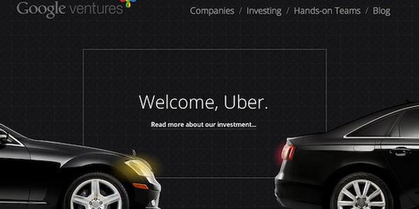 Start your engines: Uber ignites expansion plan with $258 million funding from Google Ventures