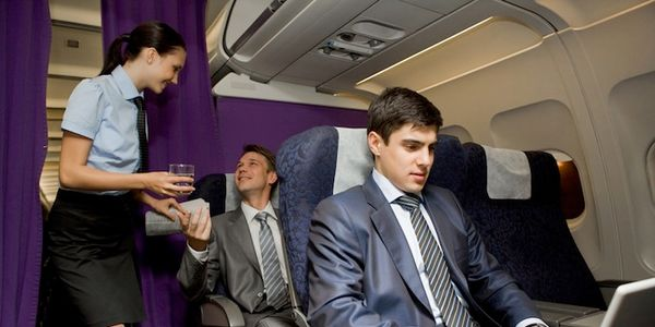 Believe it or not, business travellers prefer to stay disconnected in the air [INFOGRAPHIC]