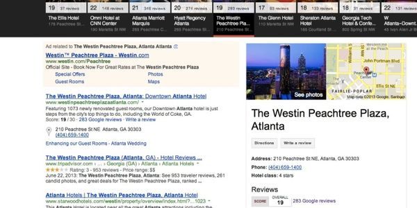 Everything you need to know about Google Carousel and its effect on hotels [hint: a lot]