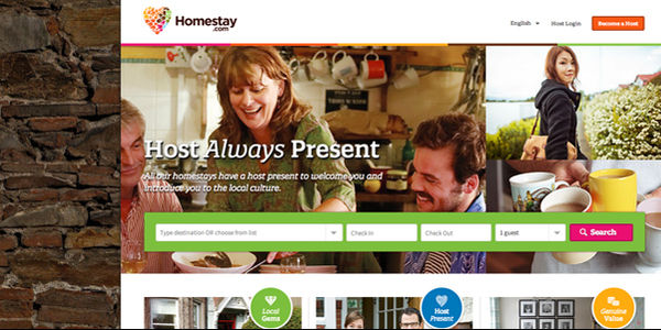 Startup pitch: Homestay.com claims growth, fostered by 3 million euro in funding
