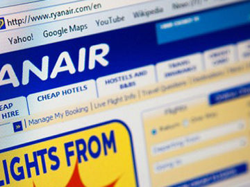Ryanair fares now show up in Google Flight Search