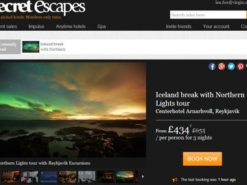 Secret Escapes to unleash mobile strategy via JustBook acquisition