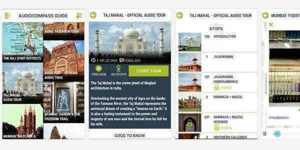 Tour guide service AudioCompass raises $400,000