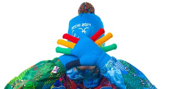 Taking a tumble in the snow - Sochi hotels not so popular on the web