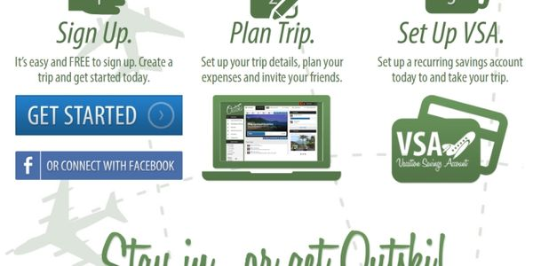 Startup pitch: Outski wants to spur you on to plan, save and take that dream trip