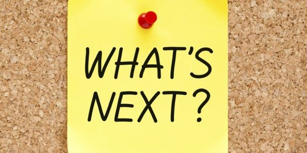 What's next? The question entrepreneurs should always ask themselves