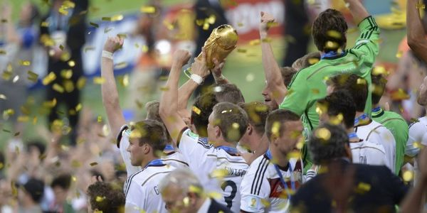 How Big Data helped Germany win the World Cup