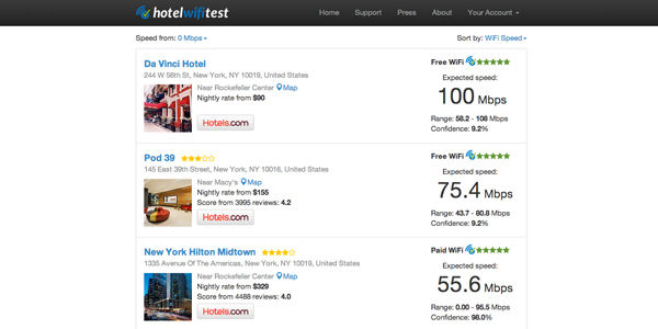 Why good hotels have bad WiFi, and how to avoid them