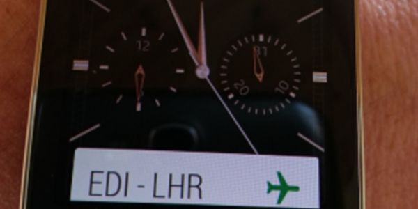 SITA adds smartwatch boarding capability to airline armoury