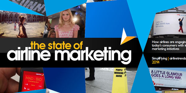 Airline marketing trends - Tech influence, crowdsourcing, visuals and virals [VIDEOS]