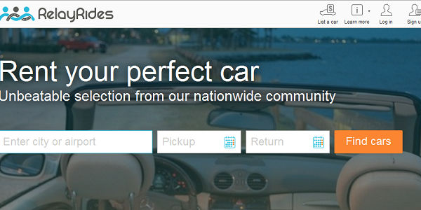 RelayRides raises another $10 million (after $25 million investment two months ago)