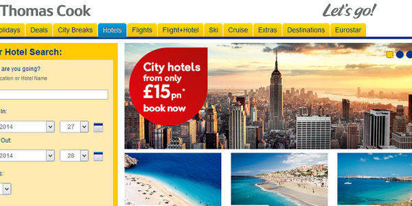Thomas Cook signs deal to keep an eye on hotels via social monitoring