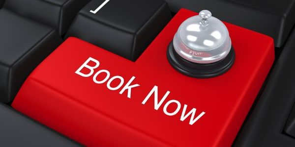 What are the online sources of a hotel booking?