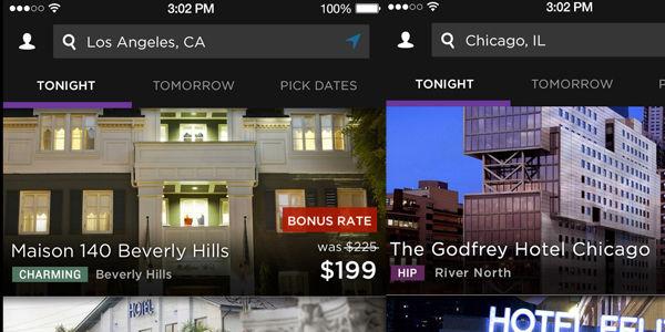 HotelTonight adds geo-targeted rates, in a fresh twist on segmentation