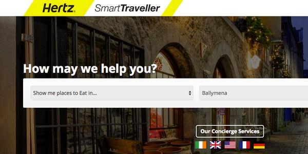 Hertz launches digital concierge in Ireland