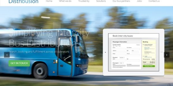 Startup pitch: Distribusion wants to be the GDS for buses
