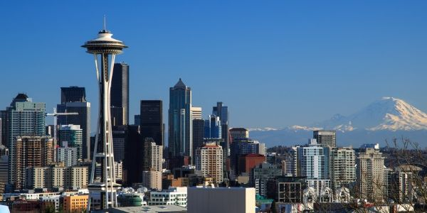 Time for lots of coffee - THack comes to Seattle