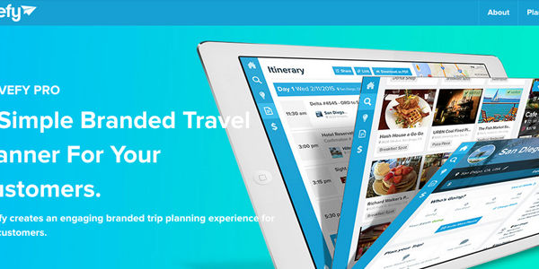 Travefy, a group travel planner and TMC tool, lands $1.8M in funding