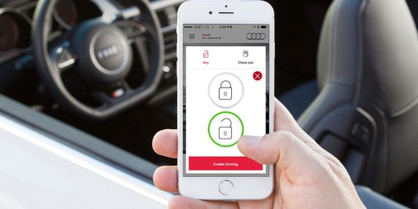 Audi follows BMW and Daimler with on-demand car sharing service
