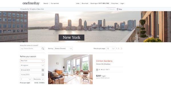 OneFineStay raises $40 million round from Hyatt and VCs