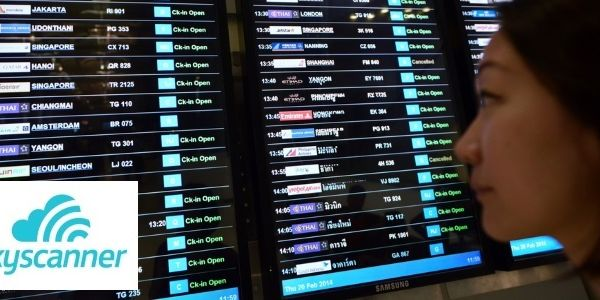 Air travel data - size doesn't matter but trends do
