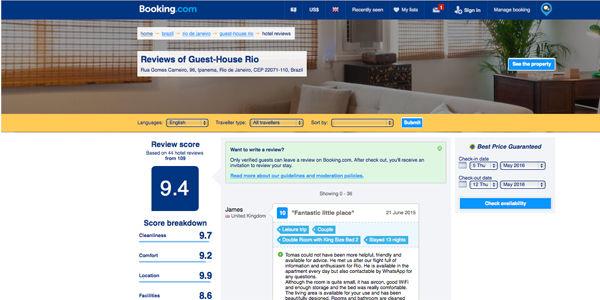 Silently debuting homestays, Booking.com jabs Airbnb