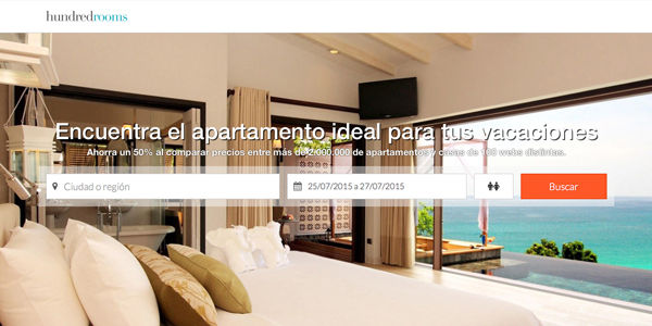 Startup pitch: HundredRooms, Spain's rental metasearch, deploys its Euro 1M