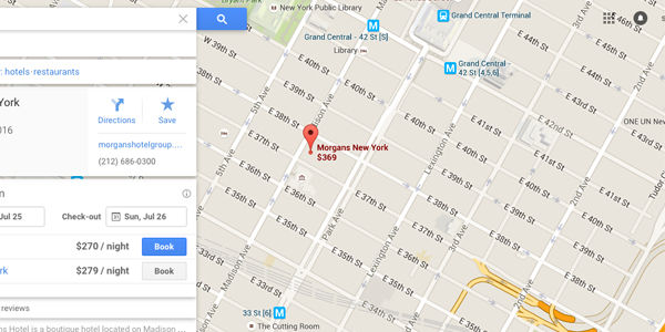 Sabre SynXis tests Google Hotel Ads on new commission (not pay-per click) model
