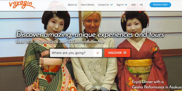 Rakuten acquires Voyagin, an Asian tours and activities startup