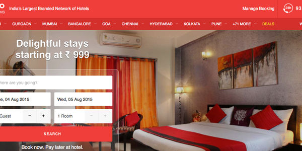Oyo Rooms, with a 21-year-old CEO, nabs $100M Softbank-led investment