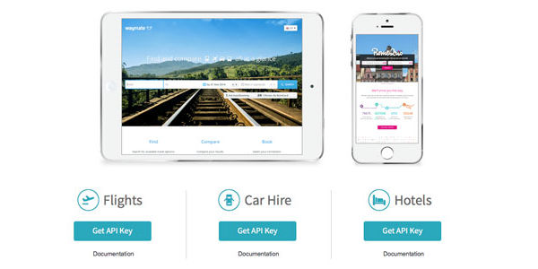 Free APIs that travel startups should consider when building any search product