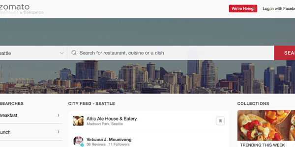 Zomato restructures, lays off more than 100 in the US