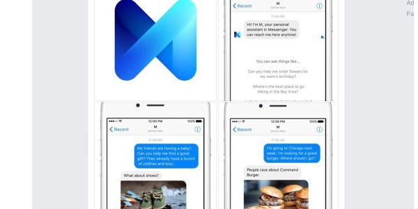 A glimpse at what Facebook Messenger and M might do for travel