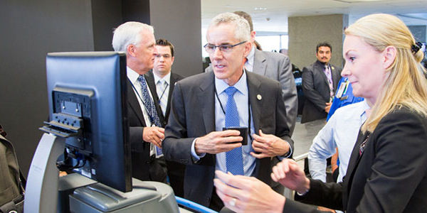 New TSA chief hopes new technology will smooth airport checkpoints