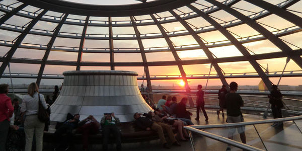 The API economy: hacking messenger, social and work-leisure travel in Berlin