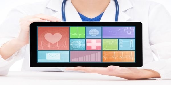 Is there a doctor on-board? There's an app for that