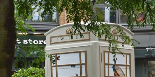 As Twitter celebrates ten years, London emerges as its most popular travel spot